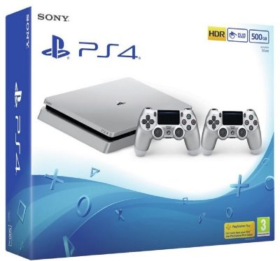 playstation-4-slim-500gb-with-2-controller-silver-r2